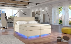 Francoska postelja AMADEA 3  180x200cm