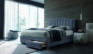 Oblazinjena postelja FRAJER
