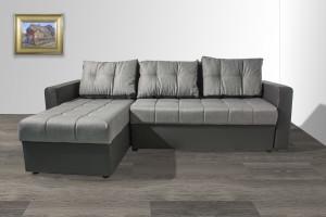Kotna sedežna garnitura LUXUS 2