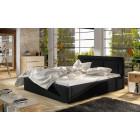 Oblazinjena postelja KARIN 140x200