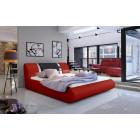 Oblazinjena postelja NELI 140x200