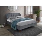 Oblazinjena postelja LIGURI 160x200