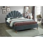 Oblazinjena postelja SANTOS 160x200