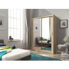 Garderobna omara z drsnimi vrati ARVIN 2 150