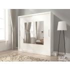 Garderobna omara z drsnimi vrati PRADA 200