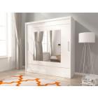 Garderobna omara z drsnimi vrati CODY 180