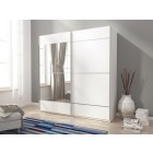 Garderobna omara z drsnimi vrati KIM 200