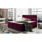 Oblazinjena postelja DAMA 2 140x200