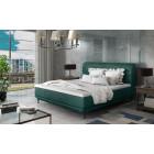 Oblazinjena postelja DUNJA 2 180x200