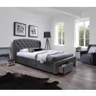 Oblazinjena postelja BRINA2 160x200