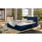 Oblazinjena postelja KARIN 2 160x200