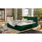 Oblazinjena postelja KARIN 2 180x200