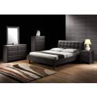 Oblazinjena postelja SEMARA3 160x200