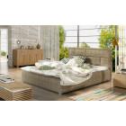 Oblazinjena postelja LATICIJA 2
