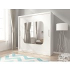 Garderobna omara z drsnimi vrati MARLON 200