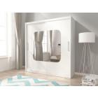 Garderobna omara z drsnimi vrati MARLON 180