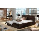 Oblazinjena postelja SORA 200x200