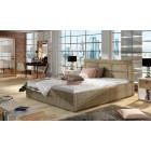 Oblazinjena postelja SORA 2 160x200