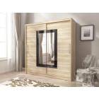 Garderobna omara z drsnimi vrati SREČKO 180