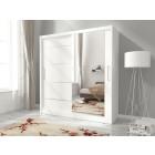 Garderobna omara z drsnimi vrati TALITA 200
