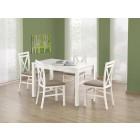 Jedilna miza ZAVI bela