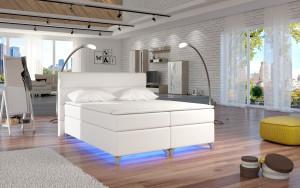 Francoska postelja AMADEA 3 160x200 cm