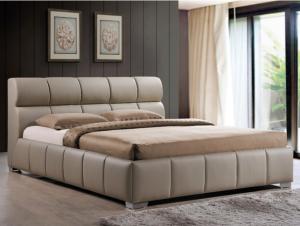 Oblazinjena postelja LONELY 160x200 cm